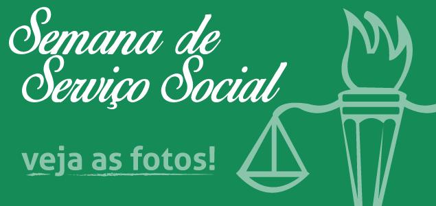 Banner Fotos Semana Serviço Social 2016